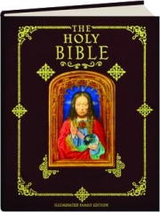 THE HOLY BIBLE: Illuminated Family Edition