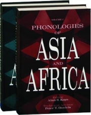 PHONOLOGIES OF ASIA AND AFRICA