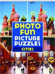 PHOTO FUN PICTURE PUZZLES: Cities