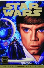 STAR WARS--A NEW HOPE: The Comic-Book Adaptation