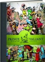 PRINCE VALIANT, VOL. II, 1957-1958