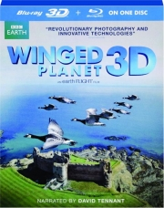 WINGED PLANET 3D