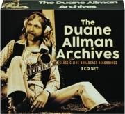 THE DUANE ALLMAN ARCHIVES