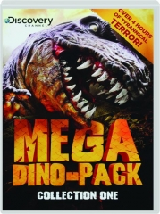 MEGA DINO-PACK: Collection One