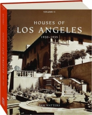 HOUSES OF LOS ANGELES 1920-1935, VOLUME II