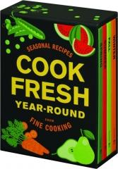 COOK FRESH YEAR-ROUND