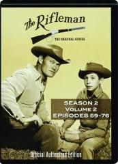 THE RIFLEMAN: Season 2, Volume 2