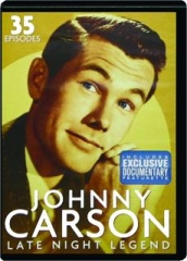 JOHNNY CARSON: Late Night Legend