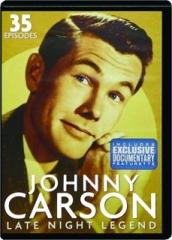 JOHNNY CARSON: Late Night Legend