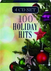 100 HOLIDAY HITS: 4 CD Set