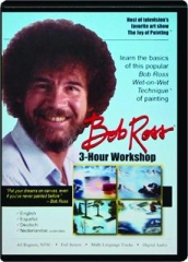 BOB ROSS 3-HOUR WORKSHOP