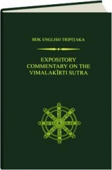 EXPOSITORY COMMENTARY ON THE VIMALAKIRTI SUTRA