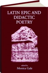 LATIN EPIC AND DIDACTIC POETRY