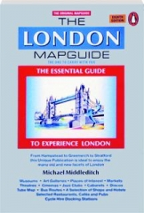 THE LONDON MAPGUIDE, EIGHTH EDITION