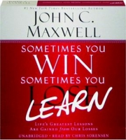 SOMETIMES YOU WIN--SOMETIMES YOU LEARN
