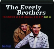 THE EVERLY BROTHERS: The Complete US & UK Singles As & Bs & EPs 1956-62