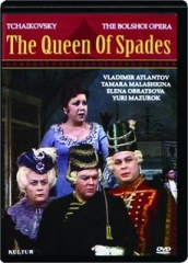 THE QUEEN OF SPADES: The Bolshoi Opera