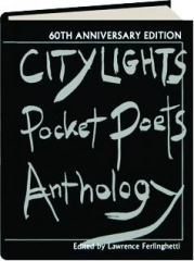 CITY LIGHTS POCKET POETS ANTHOLOGY, 60TH ANNIVERSARY EDITION