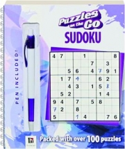 SUDOKU: Puzzles on the Go
