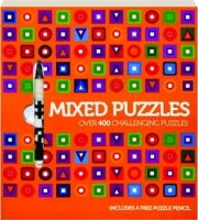 MIXED PUZZLES: Over 400 Challenging Puzzles