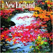 2016 THE MAJESTY OF NEW ENGLAND 18-MONTH CALENDAR