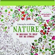 NATURE: Coloring for Mindfulness