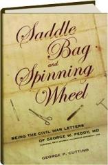 SADDLE BAG AND SPINNING WHEEL