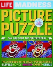 LIFE MADNESS PICTURE PUZZLE