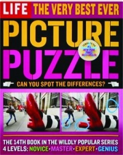 LIFE THE VERY BEST EVER PICTURE PUZZLE