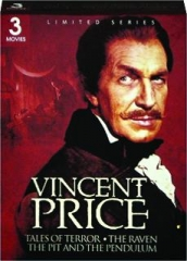 VINCENT PRICE: 3 Movies