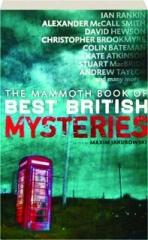 THE MAMMOTH BOOK OF BEST BRITISH MYSTERIES, VOLUME 8