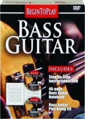 BEGIN TO PLAY BASS GUITAR