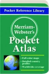 MERRIAM-WEBSTER'S POCKET ATLAS