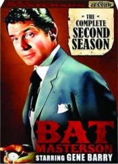 BAT MASTERSON: The Complete Second Season