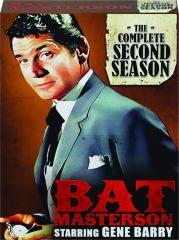 BAT MASTERSON: The Complete Second Season