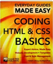 CODING HTML & CSS BASICS: Everyday Guides Made Easy