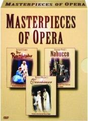 MASTERPIECES OF OPERA: Der Rosenkavalier / Nabucco / Tannhauser