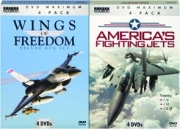 WINGS OF FREEDOM / AMERICA'S FIGHTING JETS