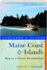 MAINE COAST & ISLANDS, SECOND EDITION: Explorer's Guides