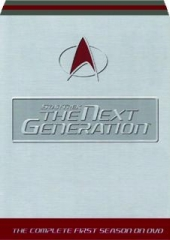 STAR TREK--THE NEXT GENERATION: The Complete First Season