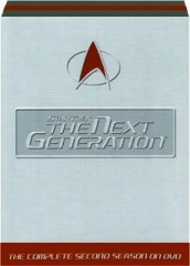 STAR TREK--THE NEXT GENERATION: The Complete Second Season