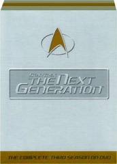 STAR TREK--THE NEXT GENERATION: The Complete Third Season
