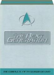 STAR TREK--THE NEXT GENERATION: The Complete Fifth Season