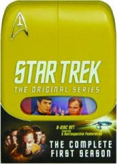 STAR TREK--THE ORIGINAL SERIES: The Complete First Season