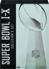 NFL SUPER BOWL I-X: Collector's Set