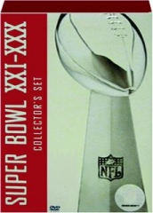 SUPER BOWL XXI-XXX: Collector's Set