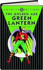 THE GOLDEN AGE GREEN LANTERN ARCHIVES, VOLUME 2