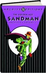 THE GOLDEN AGE SANDMAN ARCHIVES, VOLUME 1