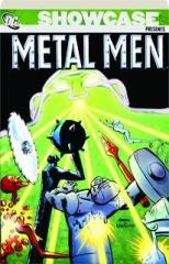 SHOWCASE PRESENTS METAL MEN, VOLUME 2