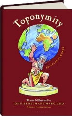 TOPONYMITY: An Atlas of Words